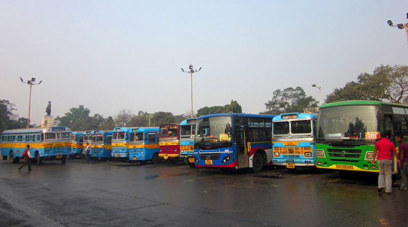 State Goverment To Shift Bus Stand From Babughat To Santragachi