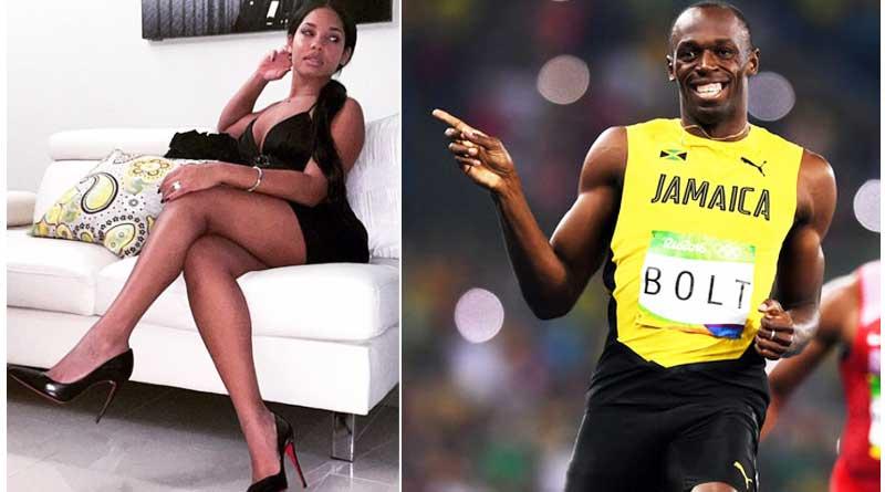 Usain Bolt and girlfriend Kasi Bennett back together