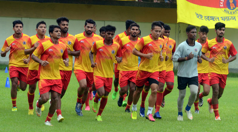 East Bengal beat tollygunge Agragami in 1-0 to reach top of the table
