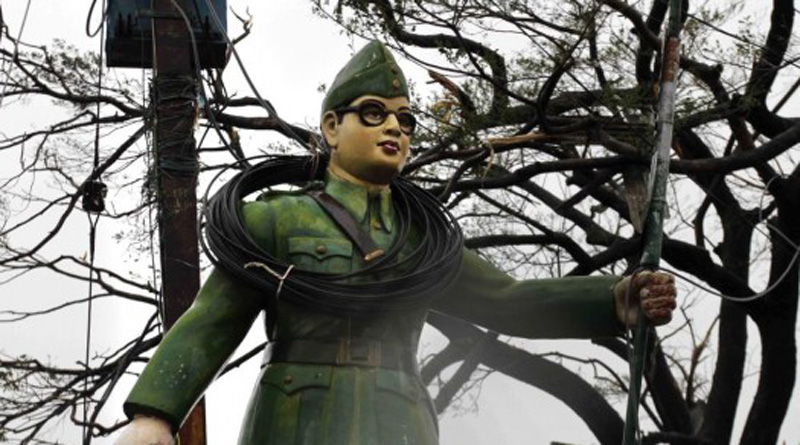In Independence Day, No Tribute Shown To The Freedom Fighter's Statue In Raiganj