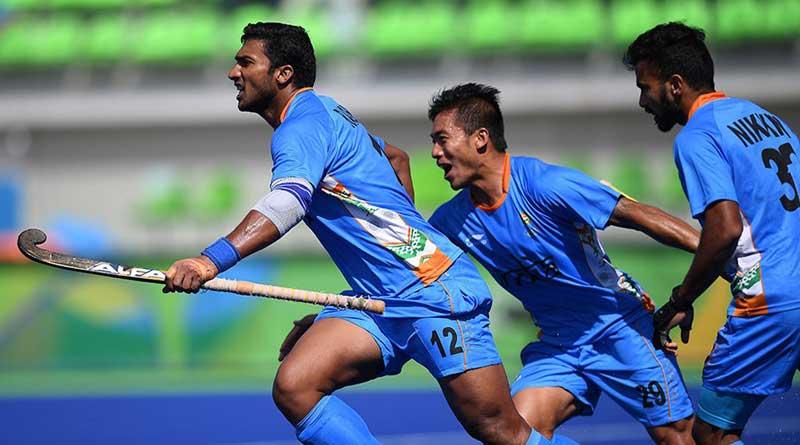 India in last eight Despite Loss To Dutch