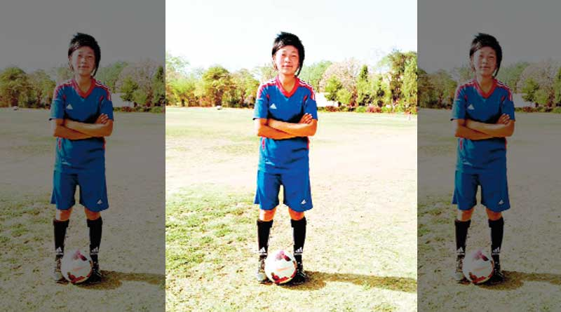 daughter of a farmer from sikkim gets chance to play in national team