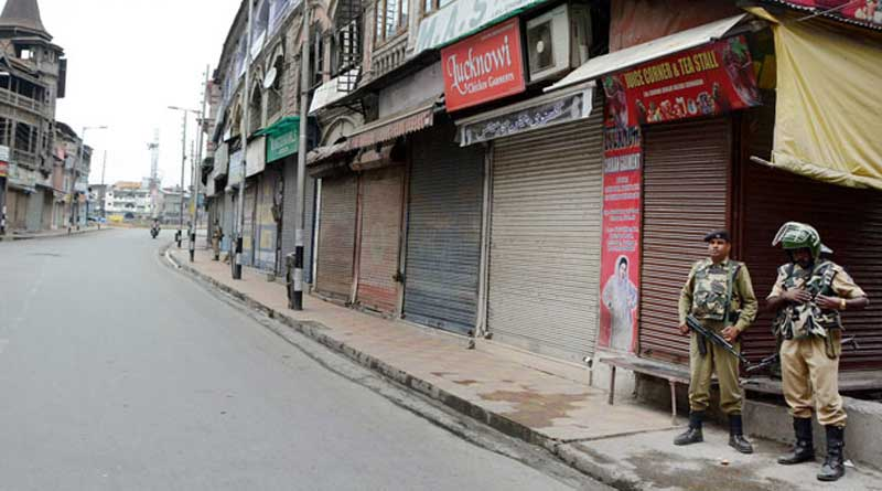 Curfew Lifted In Most Parts Of Kashmir After 51 Days