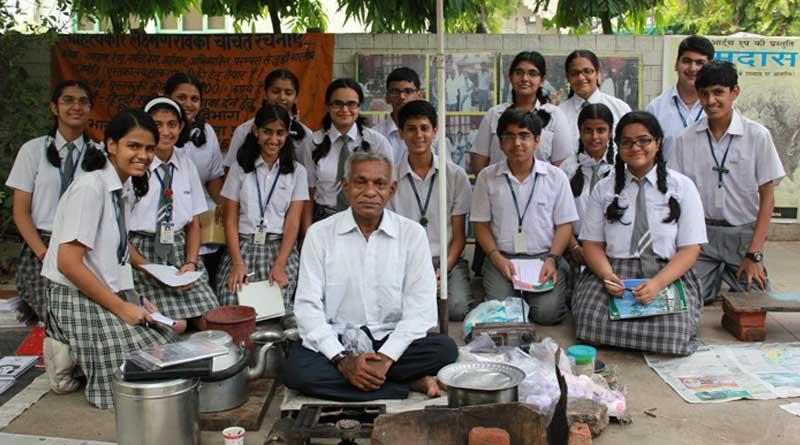 Laxman Rao, the chaiwallah has written 24 books and still runs his tea stall