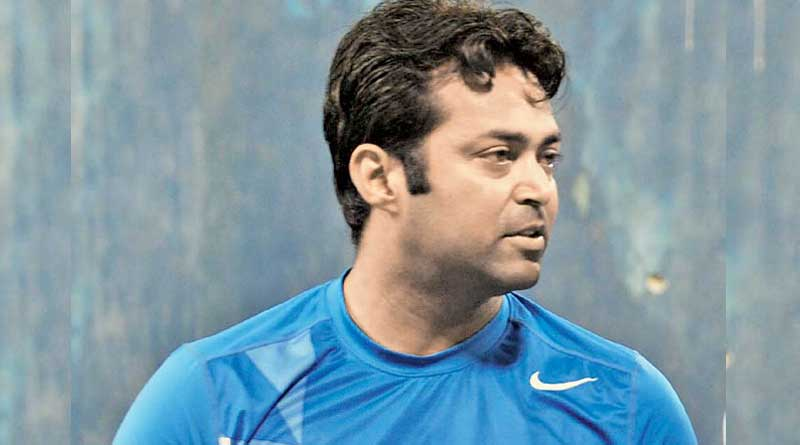 Leander Paes ruled out of India's Davis Cup squad