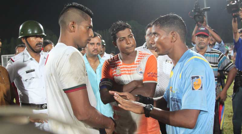 Mohunbagan-tollygunge replay match will be held on 15th september