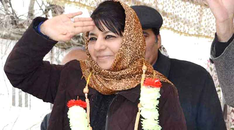 J & K CM Mehbooba Mufti announces 6,000 Transit Homes for Kashmiri Pandits