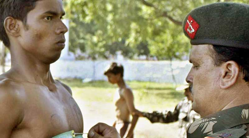 The Indian Army Rejected A Guy Because Of A Modi Tattoo On His Chest