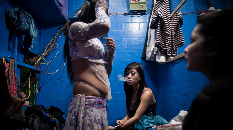 With The Help Of Prostitution and Drugs, Nepal Is Trying To Survive