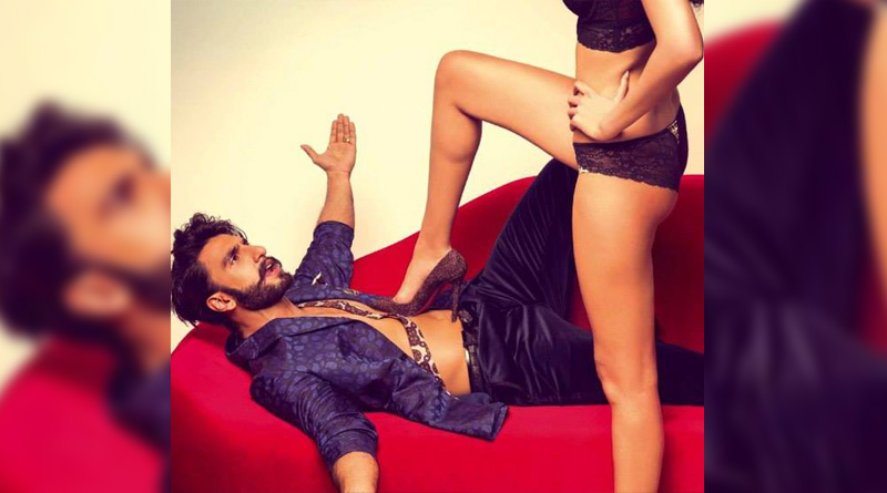 A New Love Interest Has Come In Ranveer Singh's Life