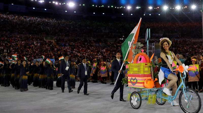 Rio Olympics: opening ceremony and India