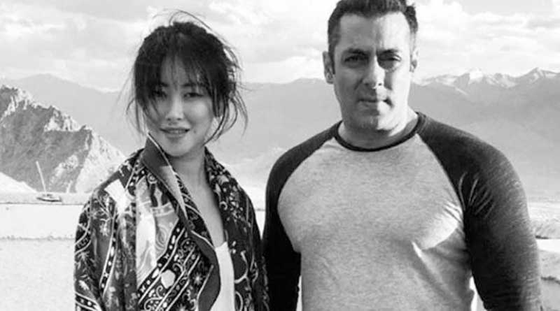 Salman Khan's Tubelight heroine is Chinese star Zhu Zhu