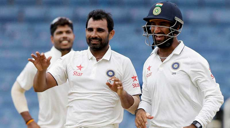 Mohammad Shami not in squad for first 2  India Vs Australia test matches