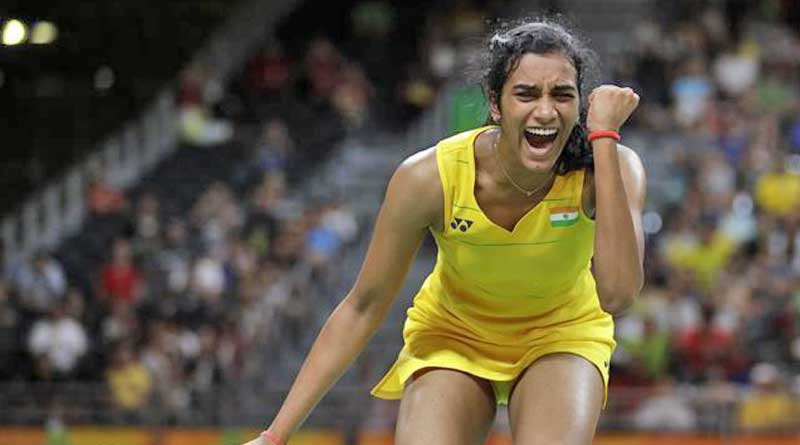 PV Sindhu is 2nd to Donald Trump in Google's trending figures