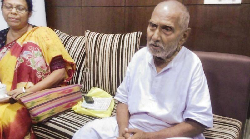 Sivananda Baba of Benaras Is One Year Older Than Netaji