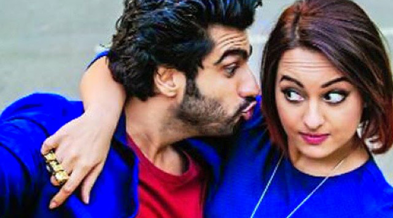 After Break-Up, Sonakshi Sinha Maintaining A Distance From Arjun Kapoor
