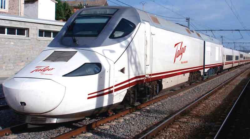 High-speed Talgo reaches Mumbai three hours late