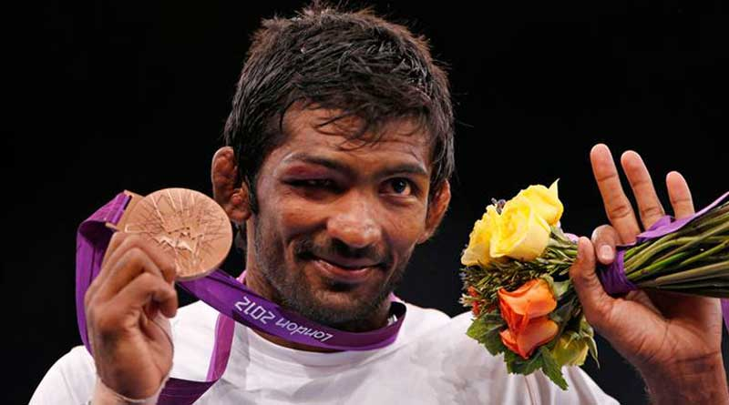 India Wrestler Yogeshwar Dutt's 2012 Olympics Bronze upgrated to silver