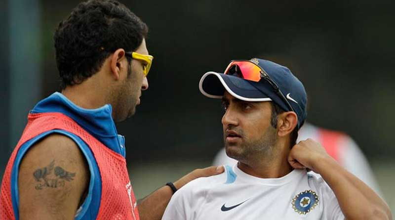 Yuvraj Singh, suresh raina and Gautam Gambhir will playFirst Pink Ball Duleep Trophy