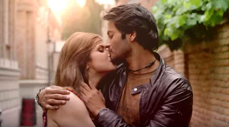 Ali Fazal and Zarine Khan bare it all in this steamy video