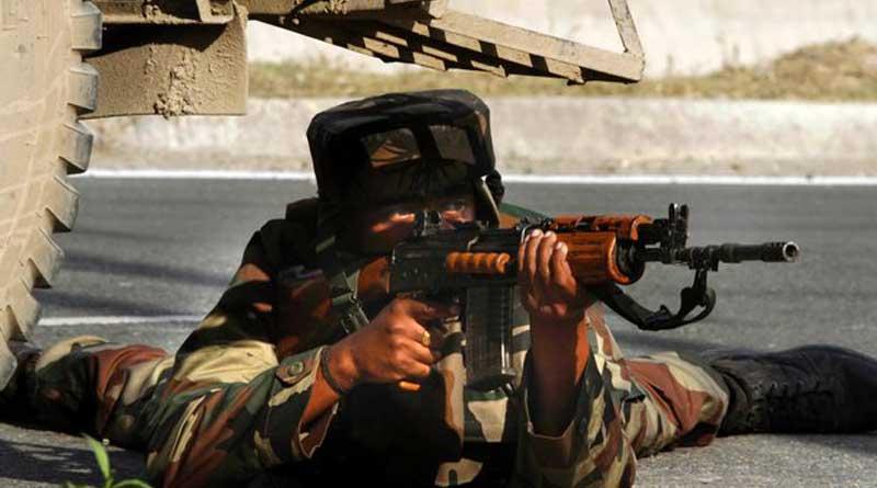 Modi Says Army doesn't speak but shows valour through its act