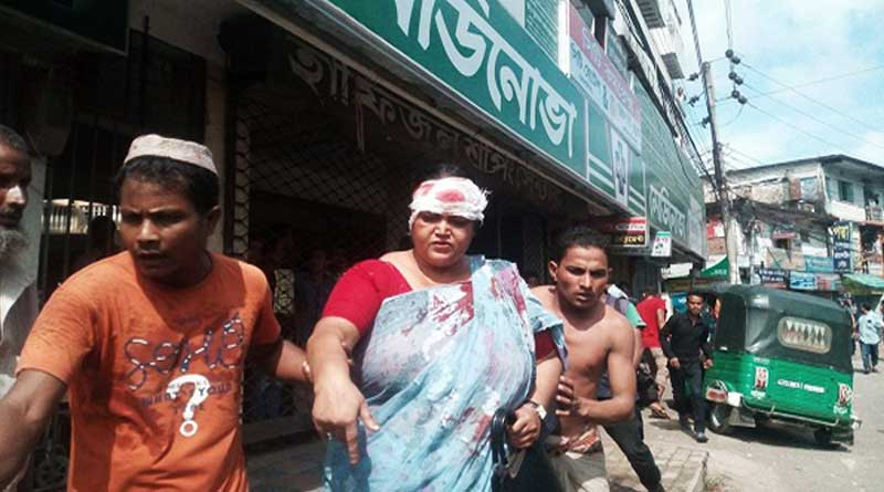 Bangladesh ISKCON Temple Attacked, 10 Injured