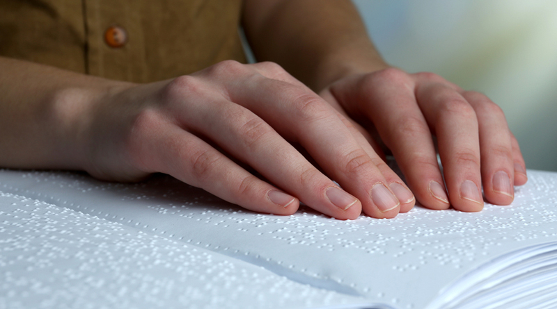 NGO Launches Durga Puja Guide In Braille For The Blinds