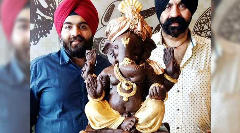 This Chocolate Ganesha Made By A Ludhiana Bakery