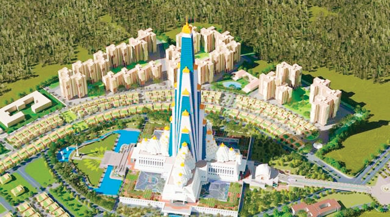 Vrindavan's Chandrodaya Mandir To Have Deeper Foundation Than Burj Khalifa
