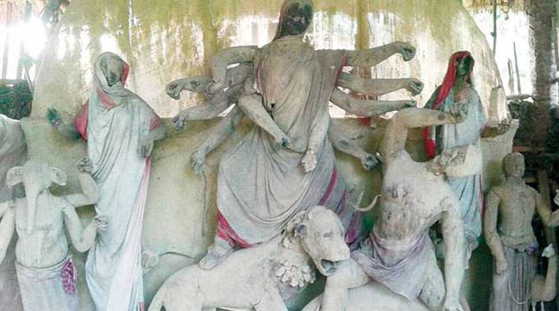 Hindu families unable to perform Durga puja in Birbhum Village after opposition by Muslim families