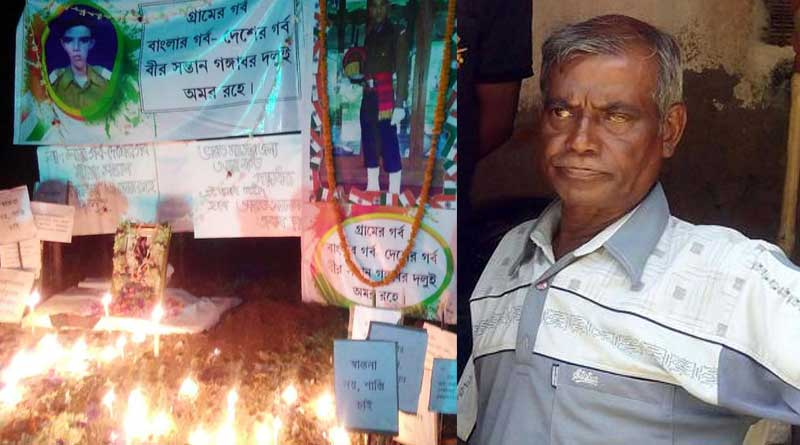 Uri Martyr's Father to reject token compensation by Bengal Government