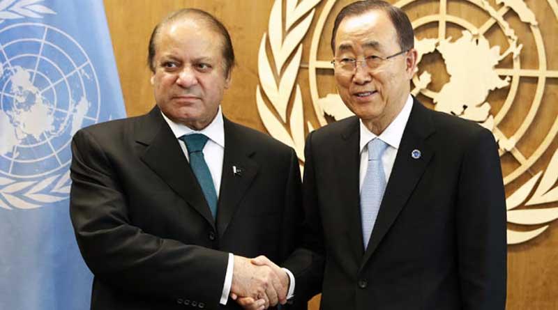 UN Chief snubs Pakistan over Kashmir