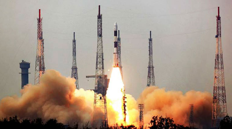 ISRO's Longest Mission, PSLV with 8 satellites lifts off