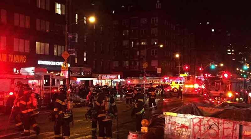 Explosion in Manhattan, 29 Injured