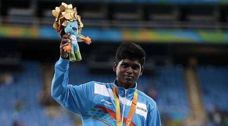 Mariyappan Thangavelu donates Rs 30 lakh from the prize money to his govt school