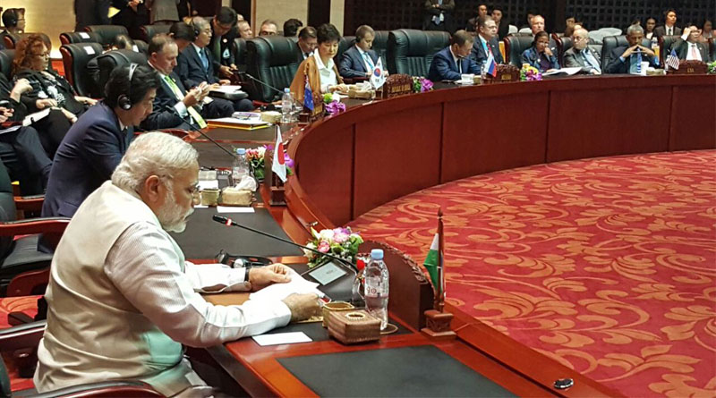 Prime Minister Narendra Modi met US President Barack Obama in their eight one-on-one interaction in the last two years.