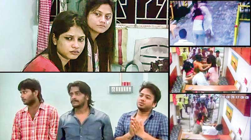 Kolkata girls bits hotel manager and civic volunteers