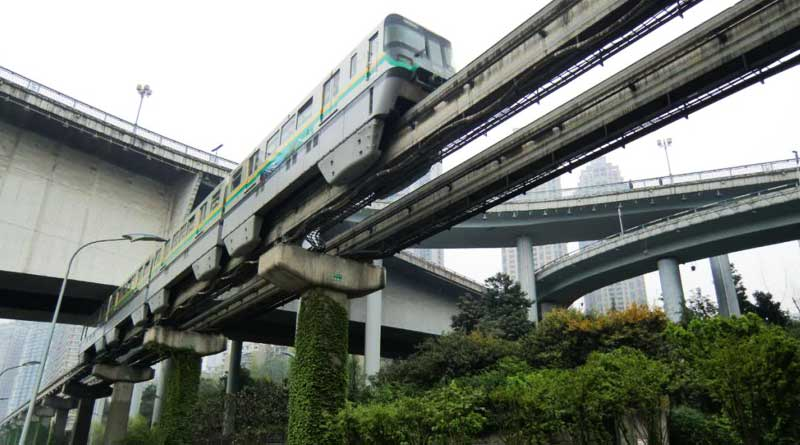 Mamata announces Maheshtala to Rubi Monorail