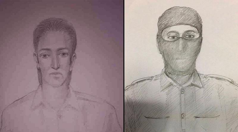 Sketch of 'Armed Men' in Uran near Mumbai revealed