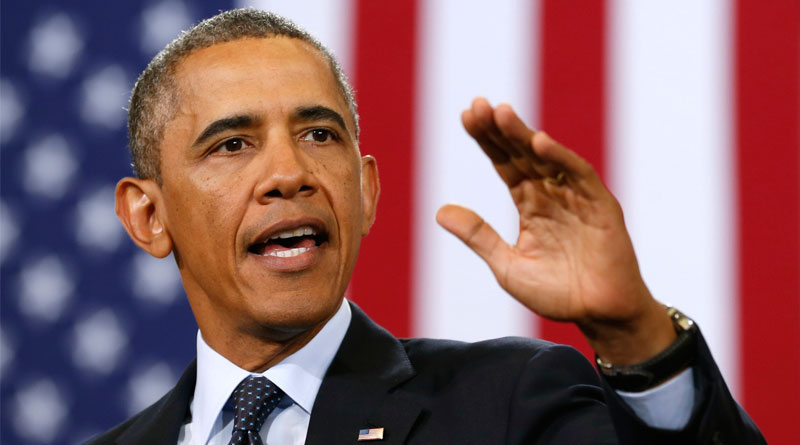 China needs to restrain itself and behave responsibly at the world stage: Obama