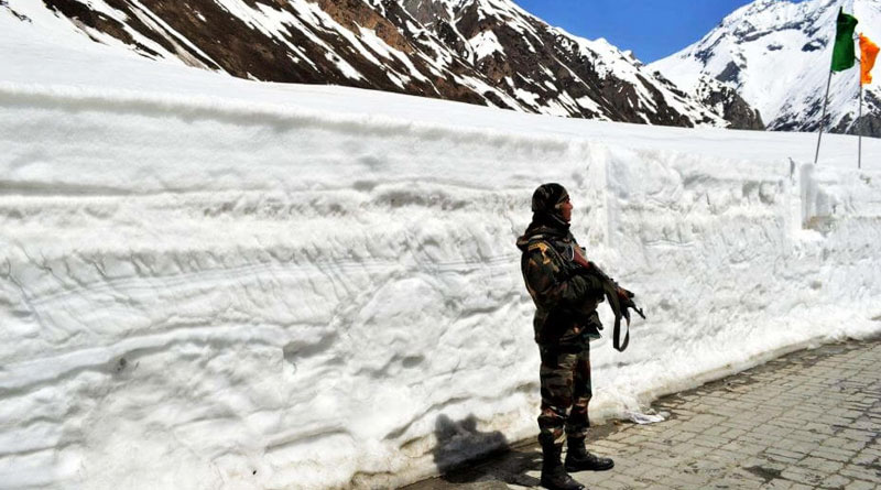 Soldiers in Ladakh to get Centrally Heated Border Outposts by Next Winter
