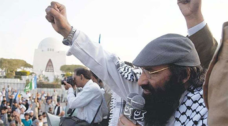 Will turn Kashmir into graveyard for Indian forces: Syed Salahuddin