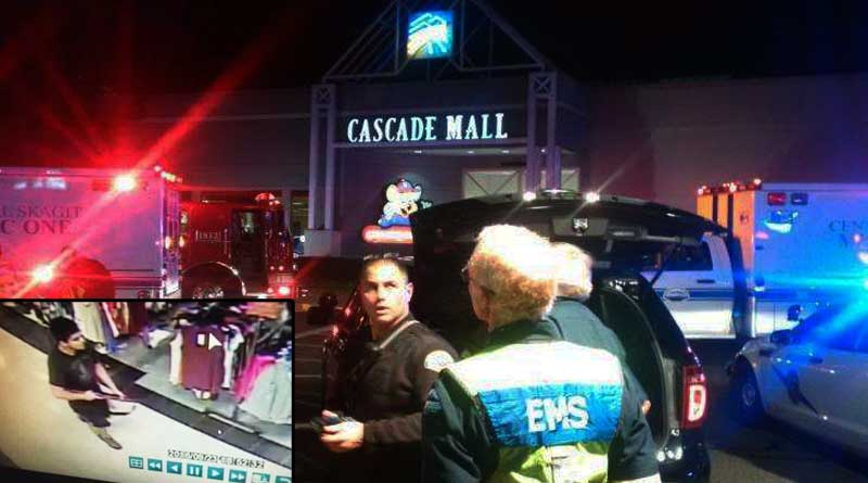4 Dead In Shooting at a Mall in Washington