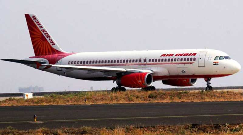 Bomb scare in Air India flight at Kolkata airport