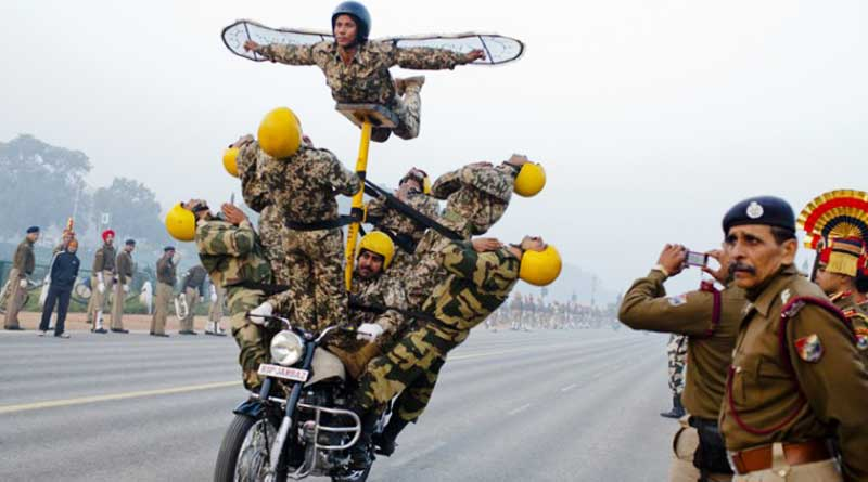 2 Indian Army jawan set two new world records in motorcycle riding