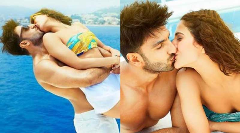 In Befikre's First Song Aditya Chopra Pays tribute to Kiss