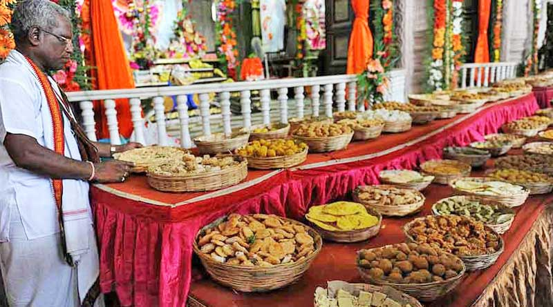 Chhappan Bhog for 56 Medals in Tokyo Olympics