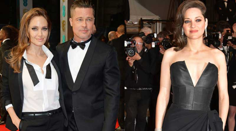 Marion Cotillard reveals she IS pregnant as she finally breaks her silence about the alleged affair with Brad Pitt