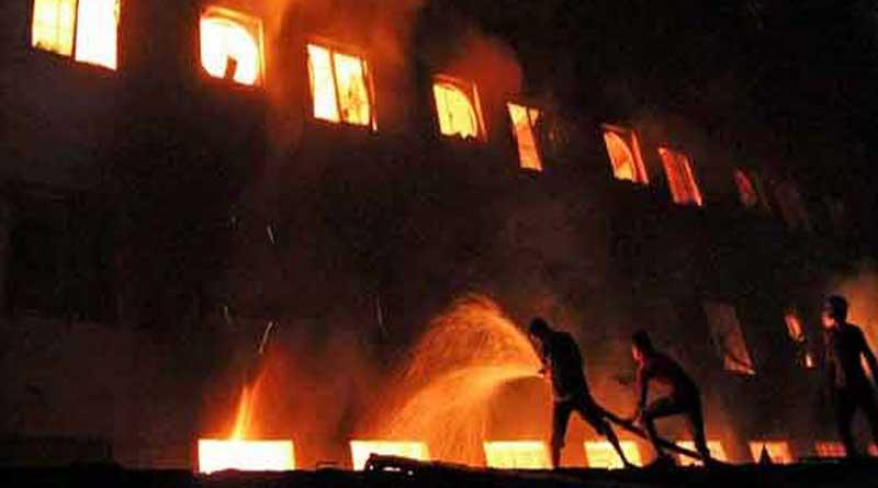 Boiler brusts in a factory near Dhaka, 19 dead