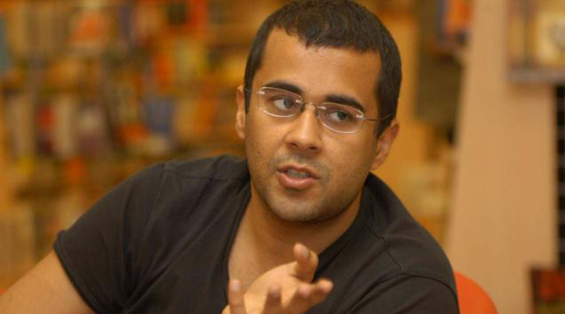 Rename Pakistan as 'Terroristan', says Chetan Bhagat